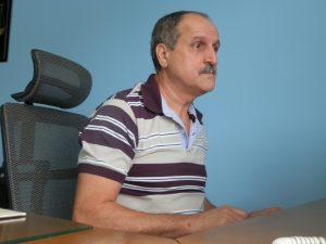 Victor Minuzzi: Antena ligada