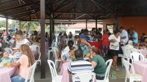 Diretoria do Sinpfetro oferece Café da Manhã especial às mães
