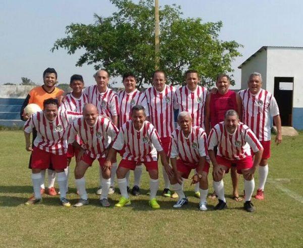 Futebol de campo do Sinpfetro vence em Guajará