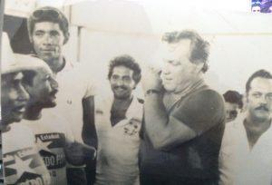 Policiais Adelmo e Sebastião, o falecido delegado Walderedo Paiva e o ex-delegado Marcos Porto