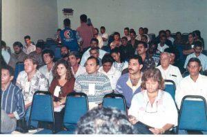 Foto de policiais – 1990