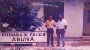 Policial Francisco Caetano, o Chiquinho