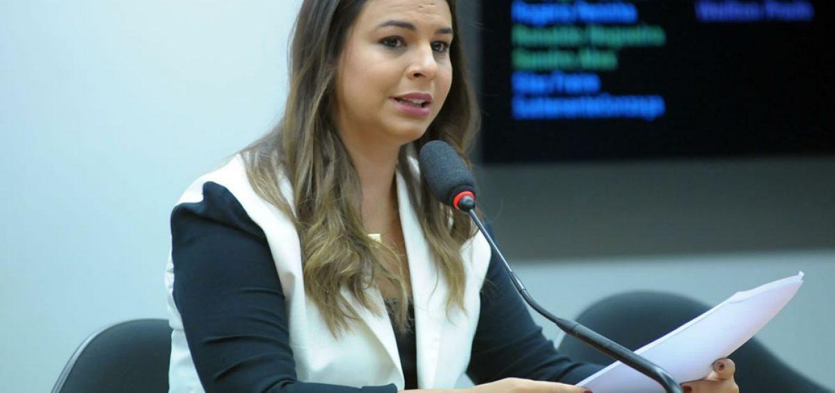 Sinpfetro agradece o empenho e colaboração da Deputada Federal Mariana Carvalho