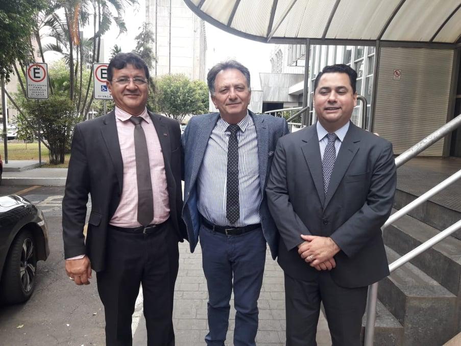 Airton fala sobre as audiências em Brasília e sobre os nossos processos