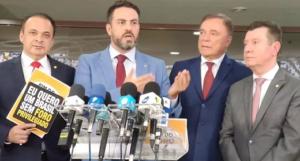 Parlamentares cobram de Rodrigo Maia votação da PEC do Fim do Foro Privilegiado