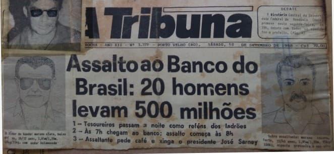 Assalto ao Banco do Brasil em Rondônia – Parte IV – Curiosidades e fatos engraçados que envolveram o caso.