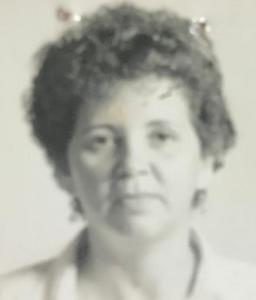 Luto – Maria das Dores Martins Aguiar