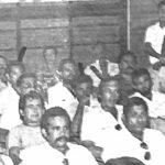 Reunião em 1982 na gestão de Hélio Maximo.