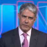 Globo repudia campanha de intimidação a Willian Bonner