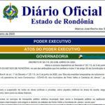 Decreto, impõe isolamento social em Porto Velho e Candeias – Sindicato fecha
