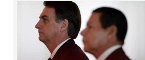 TSE arquiva primeira ação que pedia cassação da chapa Bolsonaro-Mourão