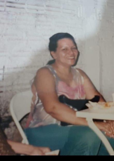 A saudosa Lucielda Martins Maia