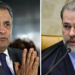 Toffoli suspende inquérito contra Aécio Neves sobre fraude na construção da Cidade Administrativa