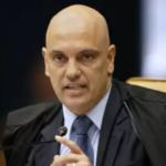 Moraes solta apoiador de Bolsonaro, mas o proíbe de usar redes sociais