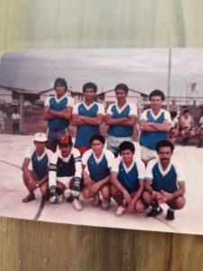 Futsal na Academia de Policia