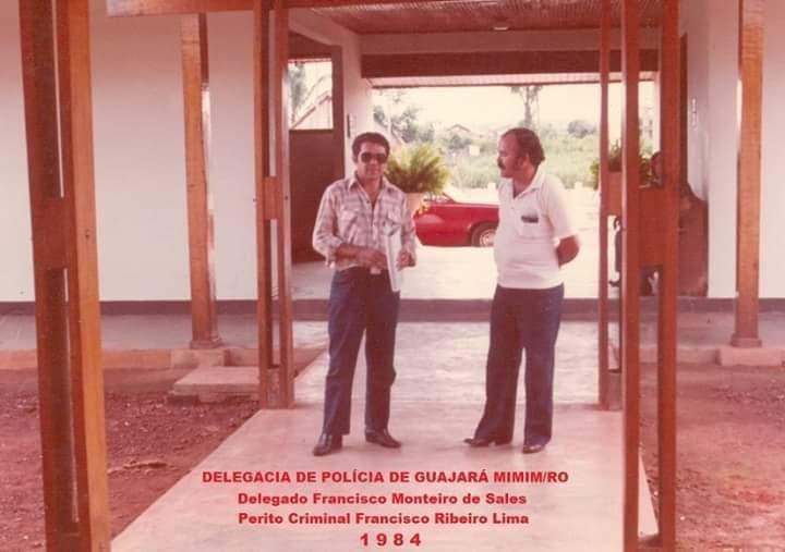 Esclarecimento da chacina ocorrida no quartel do Exército  na cidade de Guajara-Mirim