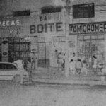1987 – Trevo do Roque