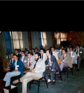 Reunião de delegados de Polícia nos Anos 80