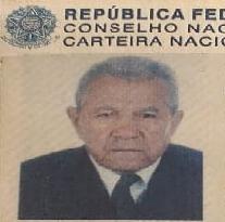 Luto – Alcides Joaquim Santana