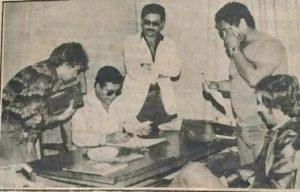 1983 – Delegacia de Homicídios investigação do Caso Donege