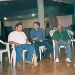 Foto de Paulo Morais, Pedro Marinho e Carlos Sampaio