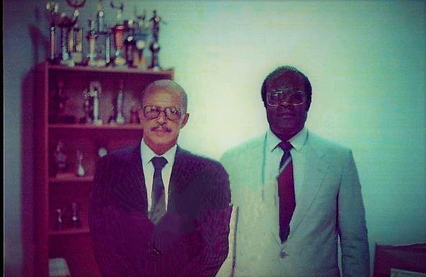 Ex- Secretário de Segurança António Amaro da Silva