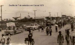 Cacoal nas eleições de 1978 – João Paulo das Virgens