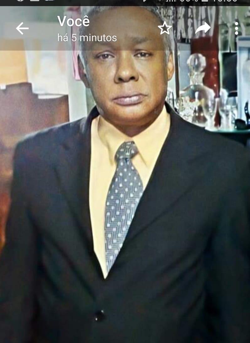 Falecido Raimundo Nonato Santos Araújo