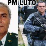 Airton lamenta mortes dos policiais militares.