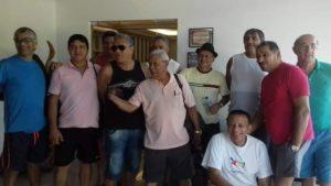 Veteranos na cidade de Humaitá