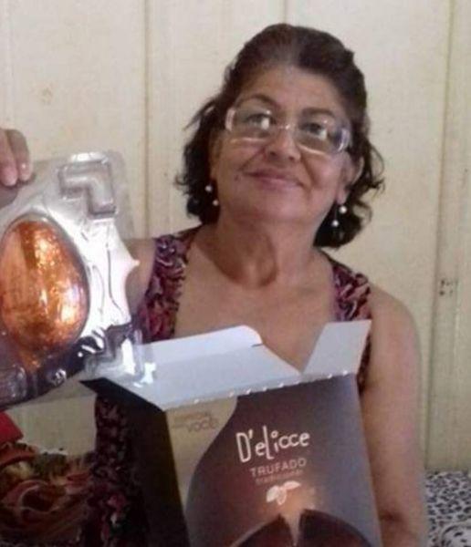 Três anos do falecimento de Selma de Freitas Pimentel Sena