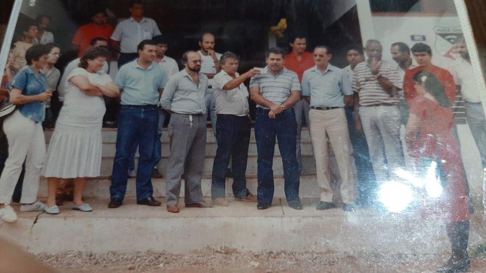 Evento no ano de 1988