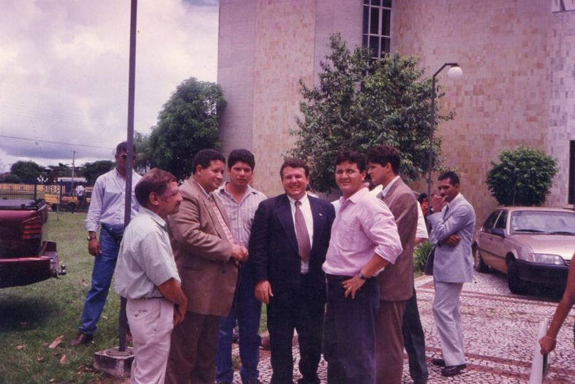 Evento realizado no Tribunal de Contas do Estado nos Anos 90